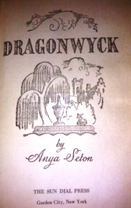Dragonwyck Cover Page