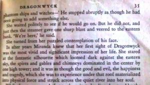Dragonwyck paragraph